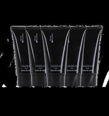 Xilizilm černá pleťová maska 5 x 60g